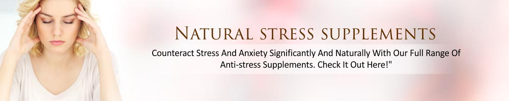 Natural-stress-supplements