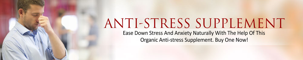 ANTI-STRESS-SUPPLEMENT