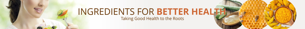 Ingredients for Better health