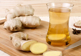 Ginger tea-flavoured-tea-green-tea-black-tea-premium-tea