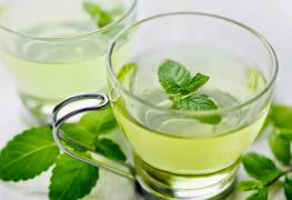 Mint tea-flavoured-tea-green-tea-black-tea-premium-tea