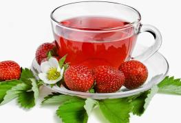Strawberry tea-flavoured-tea-green-tea-black-tea-premium-tea