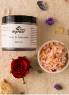 Natures Emporium Rose and Lavender Bath Salt (Pack of 2)